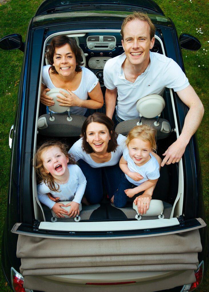 Elektroauto  für Familien